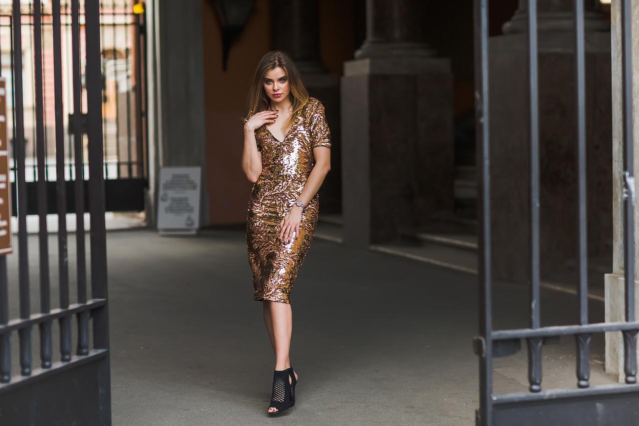 arany outfit